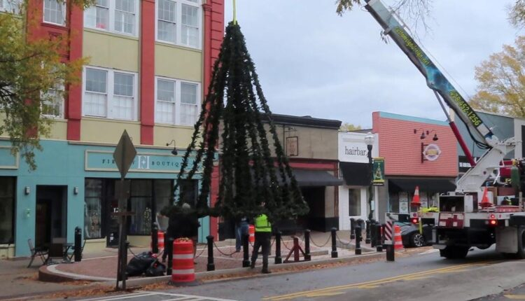 First Friday Tree Lighting moves to virtual   News