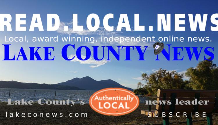 Lake County News,California – Lakeport Police logs: Wednesday, Dec. 2