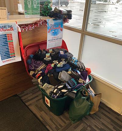 'Share the Warmth' campaign progressing well Orangeville Citizen
