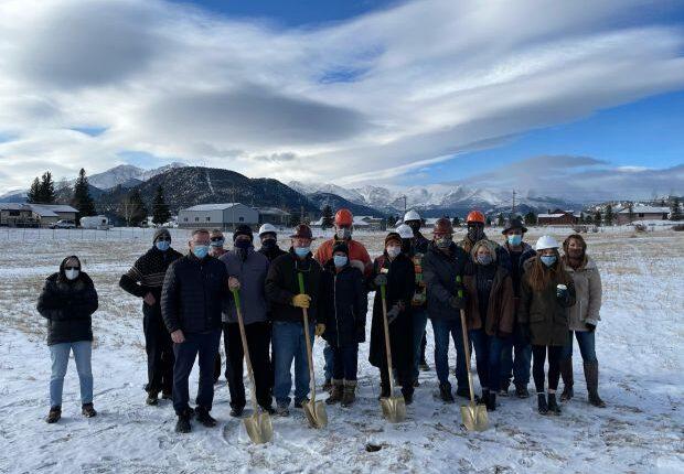 Workforce housing breaks ground in Estes – Estes Park Trail-Gazette
