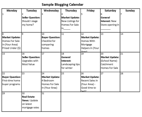 Marketing for Agents: Why You Should be Blogging