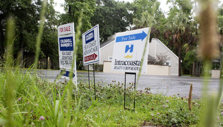 Amid rough economic year, local residential real estate market had
