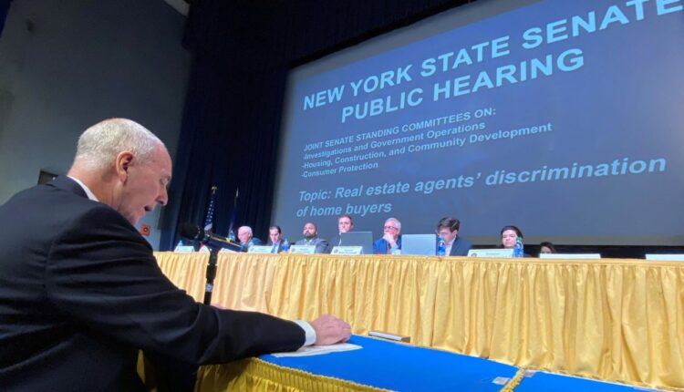 State Senate to subpoena real estate agents, firms in housing