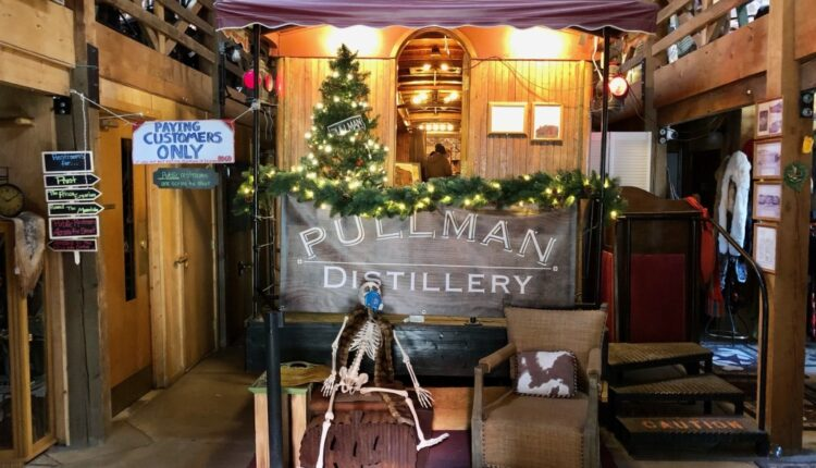 Old West liquor concept Pullman Distillery to open in spring