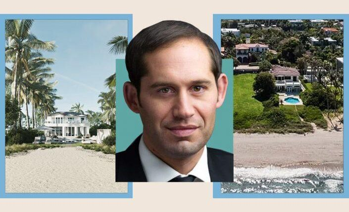 Real Estate Honchos Sell Golden Beach Home For $6M