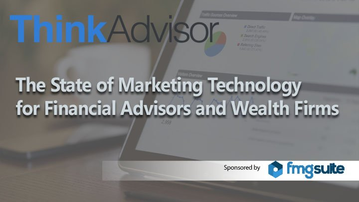 Excerpts from The State of Marketing Technology for Financial Advisors