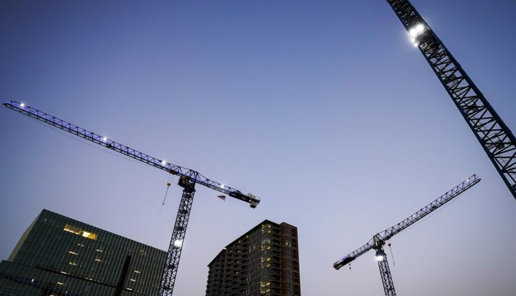 North Texas commercial property market sees slow rebound from pandemic
