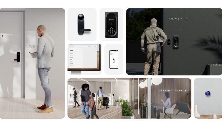 Smart lock maker Latch teams with real estate firm to